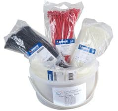 PRO POWER ACTKIT7-800  Cable Tie Kit 800 Pce